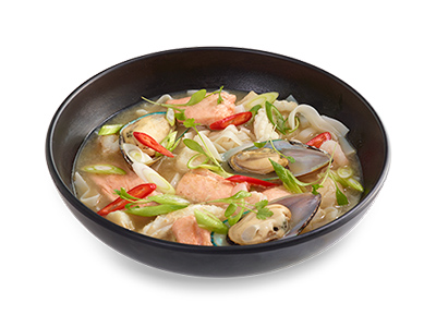 Coconut Seafood Broth