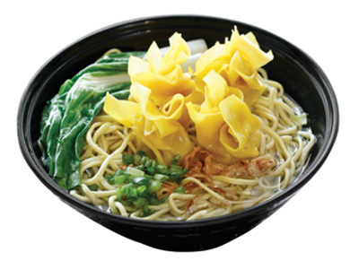 Chicken Wonton Noodles