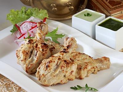 Kalmi Tangdi Kabab