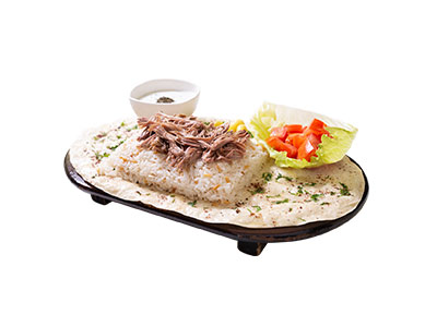 Lamb With Turkish Rice