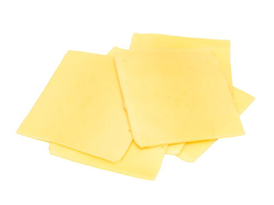 Sliced Low Fat Cheese