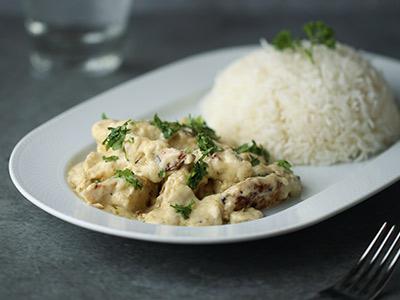 Chicken And Mushroom Sauce