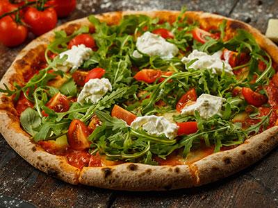 Borbonica Pizza