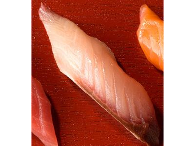 Hamachi - 2 Pieces Nigiri Sushi