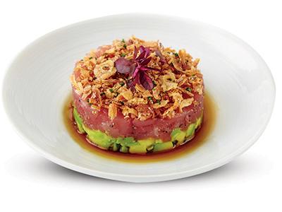 Tuna & Avocado Tatare
