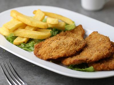 Chicken Tendar