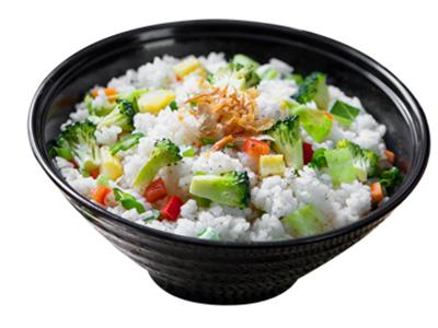 Vegetables Chao Fan