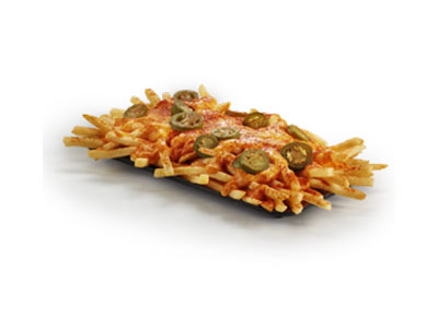 Loaded Fries - Regular