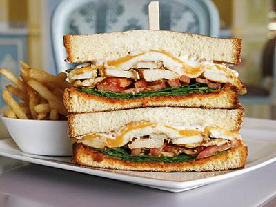 Chicken Melt Sandwich