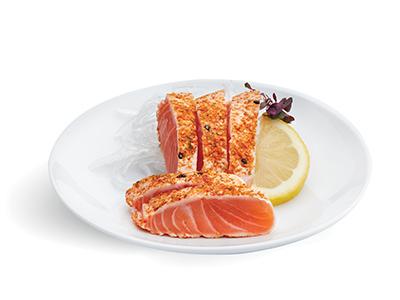Shichimi Seared Salmon