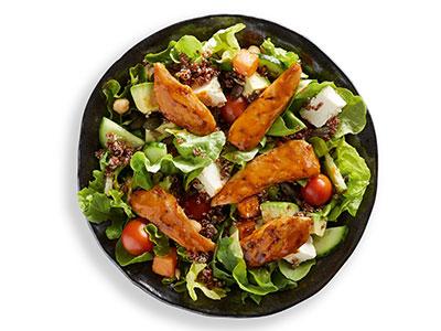 Quinoa Salad With Chicken