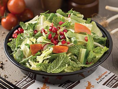 Tamarind Fattoush Salad