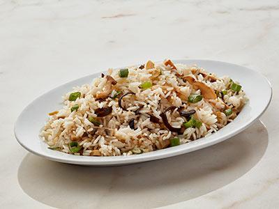 Mixed Mushroom Flavoured Jasmine Rice
