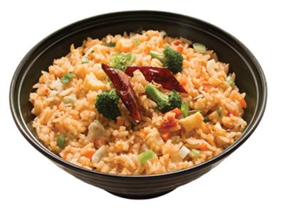 Schezwan Chao Fan - Vegetable