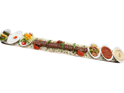 Adana Kebab Set