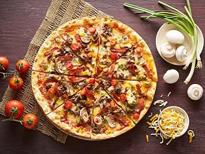 Meat Craze Pizza