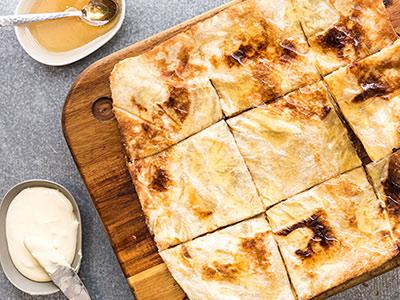 Kraft With Honey Pie