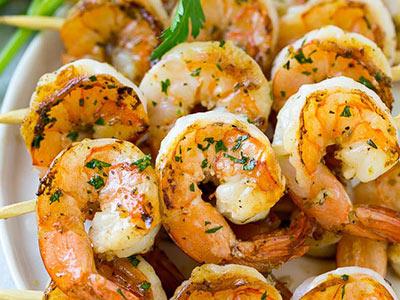 Grilled Shrimps - Regular