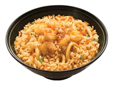 Seafood Chao Fan