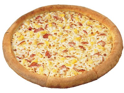 Hawaiian Medium Pizza