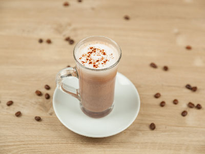 Hot Chocolate Low Fat Milk