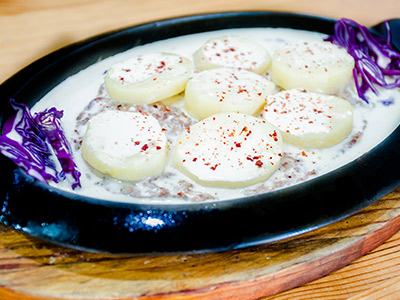 Tahini Veal Meat Platter