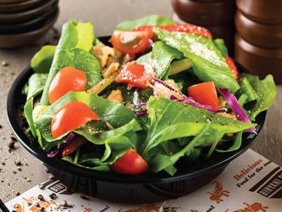 Jargeer Salad