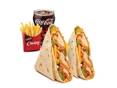 Taco Wrap Combo