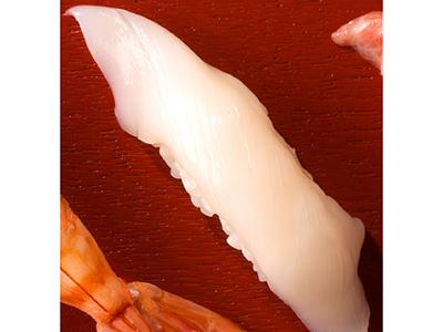 Ika - 2 Pieces Nigiri Sushi