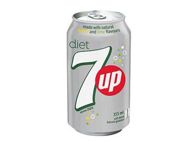 7up Diet