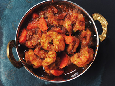 Hamees Shrimp In Tomato Sauce