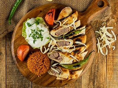 Beyti Kabab Plate