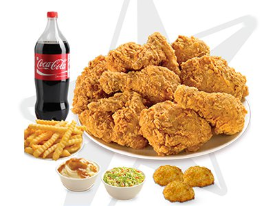 11 Pcs Chicken Meal Original