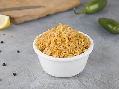 Citrus Chile Rice