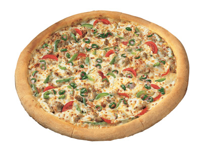 Hot And Spicy Medium Pizza