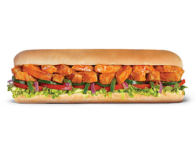 Chicken Tikka Footlong Sandwich