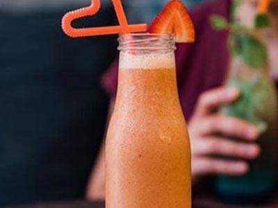 Pink Chia Juice