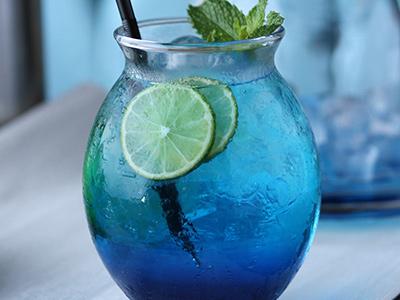 3rd Blue Mojito