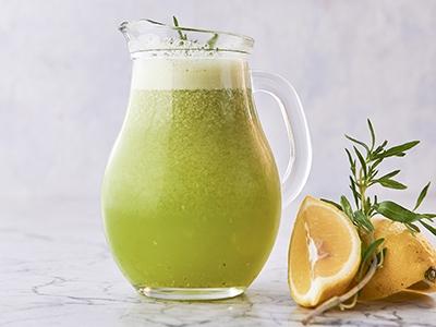 Lemonade With Thyme