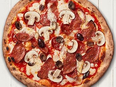 Salami & Pepperoni Classic
