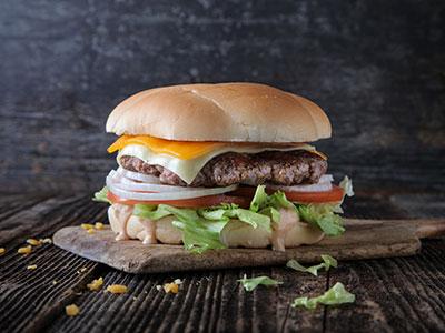 Jimmy's Burger - Single