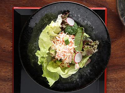 Kani Kama Salad