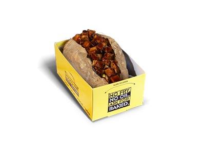 Chicken Bbq Potato