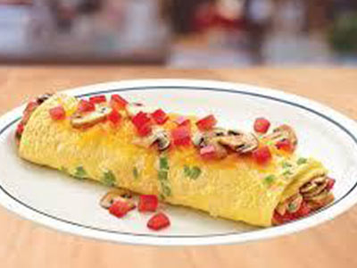 Garden Omelets