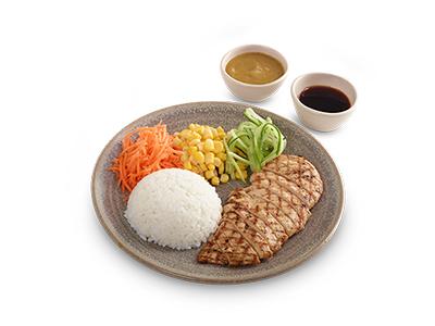 Mini Chicken Katsu