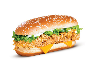 Crunchy Supreme