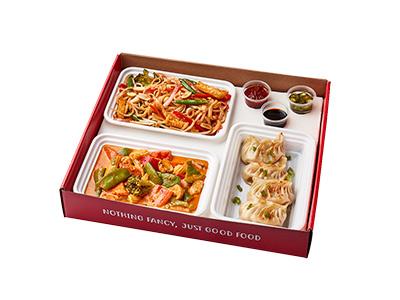 Thai Vegetarian Meal Box