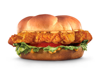 Chicken Santa Fe Sandwich