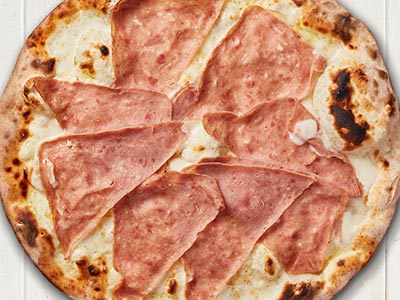 Smoked Provola & Ham Classic
