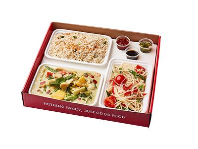 Thai Chicken Meal Box